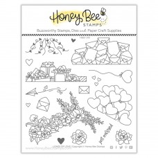 Honey Bee Stamps - Loads Of Love