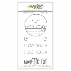 Honey Bee Stamps - A Waffle Lot