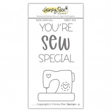 Honey Bee Stamps - Sew Special