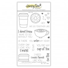 Honey Bee Stamps - Love You S'more