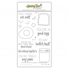Honey Bee Stamps - To My Butter Half