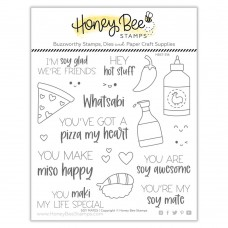 Honey Bee Stamps - Soy Mates