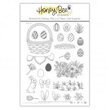 Honey Bee Stamps - Easter Basket Builder