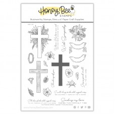 Honey Bee Stamps - Old Rugged Cross