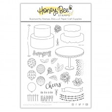 Honey Bee Stamps - Fancy Frosting