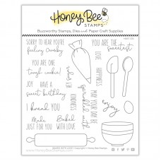 Honey Bee Stamps - Baked With Love