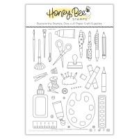 Honey Bee Stamps - Let's Get Crafty