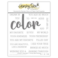 Honey Bee Stamps - Color