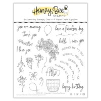 Honey Bee Stamps - Riding By...