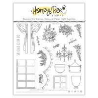 Honey Bee Stamps - She Shed Barn Add-On