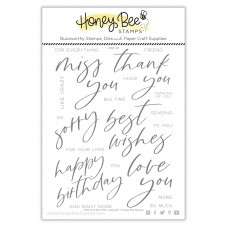 Honey Bee Stamps - Miss You Big Time