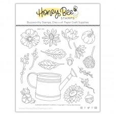 Honey Bee Stamps - Garden Harvest Florals