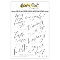 Honey Bee Stamps - Thinking of You Big Time