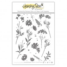 Honey Bee Stamps - Bold Botanicals
