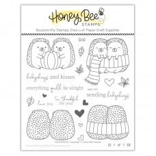 Honey Bee Stamps - Hedgehugs
