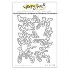 Honey Bee Stamps - Miss You Big Time Honey Cuts