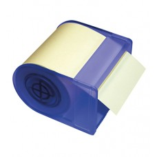 Info Notes - Roll Notes - Self-Adhesive Sticky Notes on a Roll - Refillable Dispenser