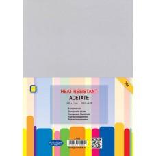 Jeje - Heat-Resistant Transparent Acetate Sheets A5 (20 sheets)