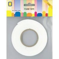 Jeje - Double-sided Adhesive 3D Foam Tape - 2 mm