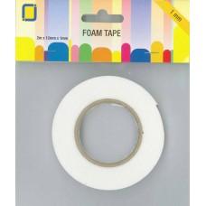 Jeje - Double-sided Adhesive 3D Foam Tape - 1 mm