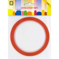 Jeje - Extra Sticky Double-sided Adhesive Tape - 3 mm