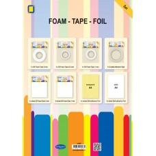 Jeje - 3D Foam Tape and Foil Set