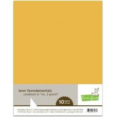 Lawn Fawn - No. 2 Pencil Cardstock