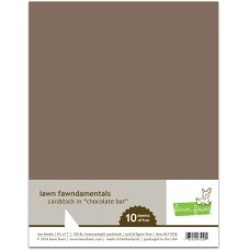 Lawn Fawn - Chocolate Bar Cardstock