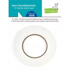 "Lawn Fawn - 1/4"" Double-Sided Tape"