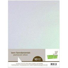 Lawn Fawn - Pearlescent Vellum