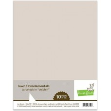 Lawn Fawn - Dolphin Cardstock