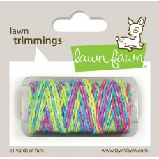 Lawn Fawn - Unicorn Tail Sparkle Cord