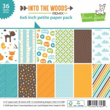 Lawn Fawn - Into The Woods Remix Petite Paper Pack