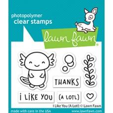 Lawn Fawn - I Like You (a Lotl)