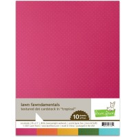 Lawn Fawn - Textured Cardstock - Tropical
