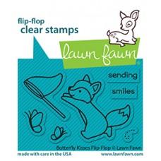 Lawn Fawn - Butterfly Kisses Flip-Flop