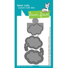 Lawn Fawn - Reveal Wheel Thought Bubble Add-On