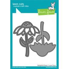 Lawn Fawn - Delightful Daisy