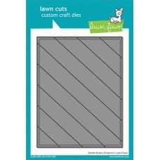 Lawn Fawn - Simple Stripes: Diagonal