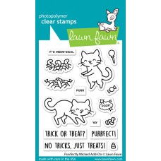 Lawn Fawn - Purrfectly Wicked Add-On