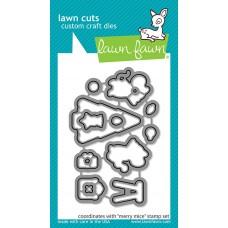 Lawn Fawn - Merry Mice Lawn Cuts