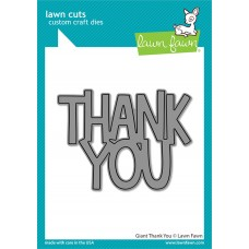 Lawn Fawn - Giant Thank You