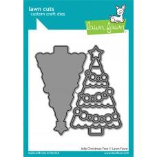 Lawn Fawn - Jolly Christmas Tree
