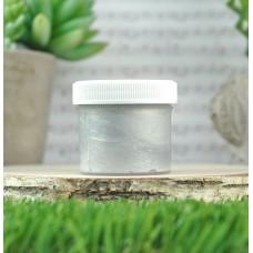 Lawn Fawn - Stencil Paste - Silver