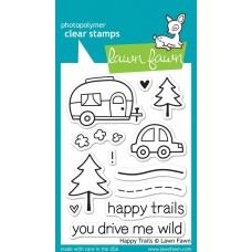 Lawn Fawn - Happy Trails