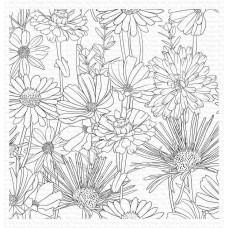 My Favorite Things - Flower Field Background