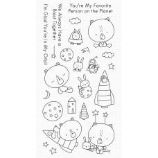My Favorite Things - Blastoff Buddies Bundle (stamp and dies)