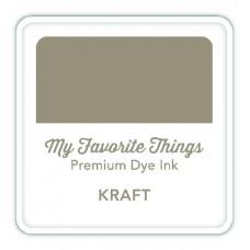 My Favorite Things - Premium Dye Ink Cube Kraft