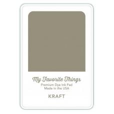My Favorite Things - Premium Dye Ink Pad Kraft