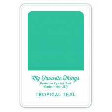 My Favorite Things - Premium Dye Ink Pad Tropical Teal